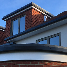 ARP's effective rainwater solution was installed at a Sevenoaks in Kent