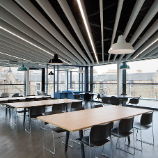Spectral Blade system for Edinburgh office space