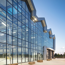 TECHNAL specified at both National College for Advanced Transport & Infrastructure Campuses