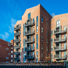 SSQ's phenomenal phyllite completes £10m Limehouse development