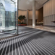 Entrance Matting at 100 Liverpool Street