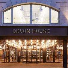 Boon Edam offers entrance control solutions as part of Devon House refurbishment