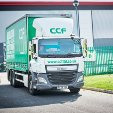 CCF raises bar with new delivery management system