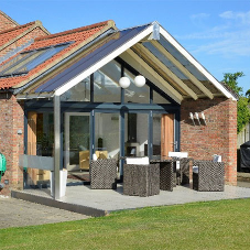 Self-built Yorkshire family home features Reynaers bi-folding aluminium doors