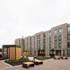 TECHNAL Systems on show at Lancaster's New Student Village