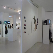 The Royal College of Art benefits from Panelocks Gallery Display System