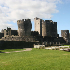 Enhancing Caerphilly Castle's visitor experience with on-demand power