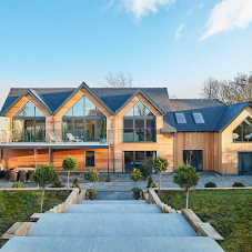 SSQ roofing slate chosen for prestigious residential property