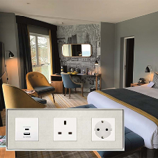 Why more than one type of USB port is needed to futureproof hotels