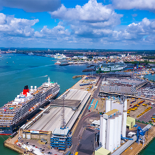 A traceable locking system for one of the UK's biggest ports