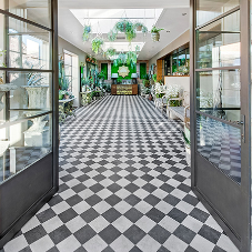 Amtico Signature LVT for Wentworth Garden Centre