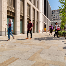 Marshalls paving chosen for the Southbank's regeneration project