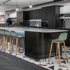 Amtico's Signature and Spacia LVT collections chosen for multifunctional London Office