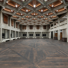 Bespoke Floor for Award Winning Listed Building