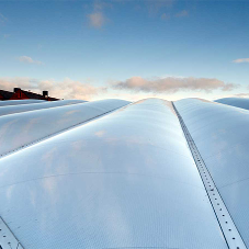 State-of-the-art roof installation at Bolton Interchange