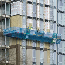 Why is mast climbing better than scaffolding at reducing the risk of fire on construction sites? [BLOG]