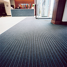 CS Pedisystems®: Entrance matting