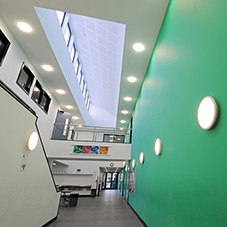 CS Wallglaze®: Internal wall finishes, hygienic