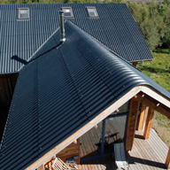 Marley eternit rivendale fibre cement slates for rhondda for Fiber cement composite roofing slate style
