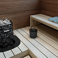 Sauna Heaters and Fittings