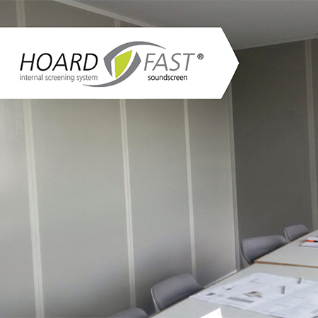 Hoardfast Soundscreen