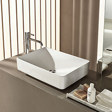 WC's, washbasins, bathtubs, bathroom furniture,  and shower toilets