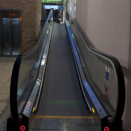 Passenger conveyors - escalators & moving walkways