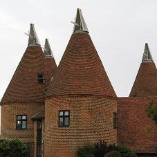 Hand Made Clay Roof Tiles - Standard Range