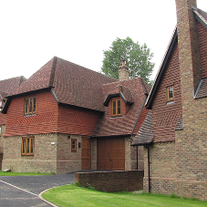 Roof tiles: Conservation range