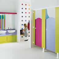 Washrooms for Nurseries, Schools, Colleges and Universities