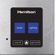 Hamilton Mercury® Multi-room Audio system