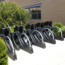 Streetpods: Secure Cyle Parking