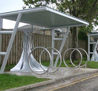 Cycle Shelters and Compounds