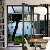 Aluminium Sliding & Bi-Folding Doors