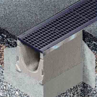 FASERFIX®KS Drainage Channels