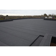 Reinforced Bituminous Membrane Roofing Systems