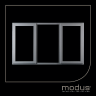 Modus 75mm Standard Sash Casement Windows
