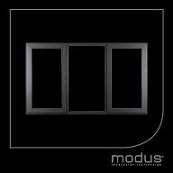 Modus 75mm Slim Rebate Sash Casement Windows