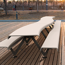 Street Furniture: Metalco