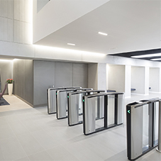 Security Speed Gates,  Turnstiles & Security Gates