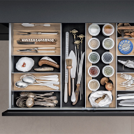 Kitchen Storage: SieMatic