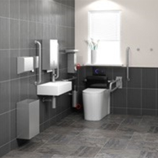 Accessible Washroom (Doc-M Compliant) Sets