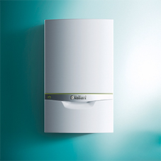 Vaillant ecoTEC exclusive Green iQ boiler