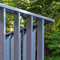 B50 Vertical Bar Balustrade