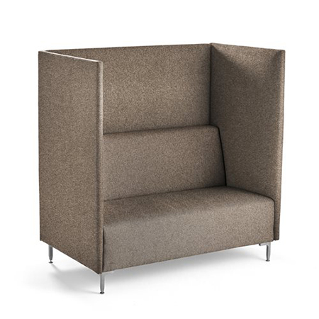 Acoustic sofa HUSH