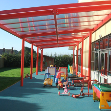 Canopies, Shelters & Walkways