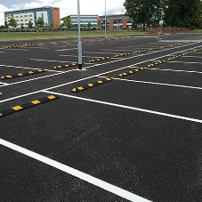 Asphalts for driveways, parking areas and large retail/commercial car parks