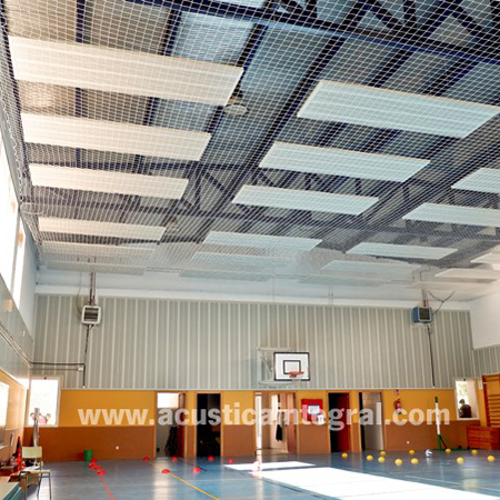 ACUSTISON-50A, industrial sound absorbing panels