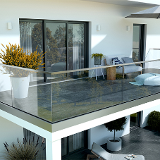 VetroMount: All-glass balustrade system