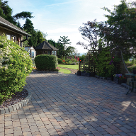 Block Paving: Monksbridge